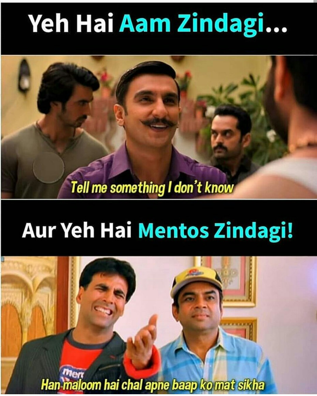 Kumpulan Soal Bollywood Funny Memes Instagram