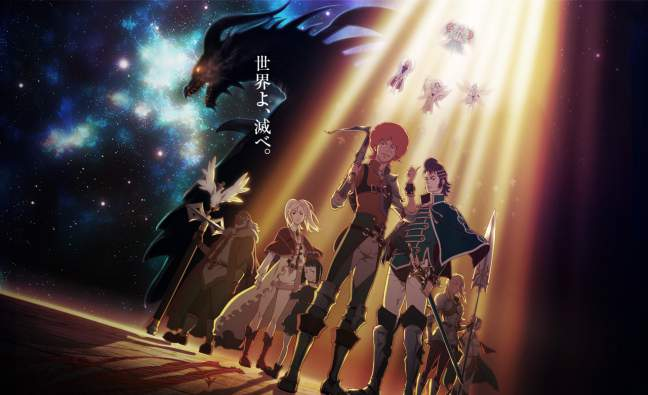 Shingeki no Bahamut - Shingeki no Bahamut Subtitle Indonesia (BD) : Episode 01 – 12 [END]