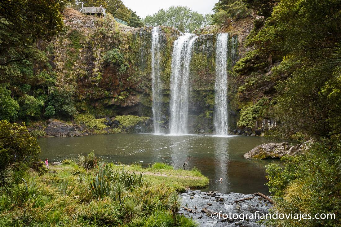 Cascadas de Whangarei