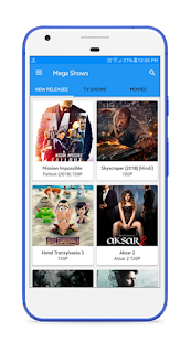 Mega Shows v10.0 Premium APK