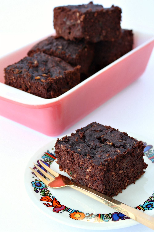 Healthy Brownie Recipe with Whey Protein Powder