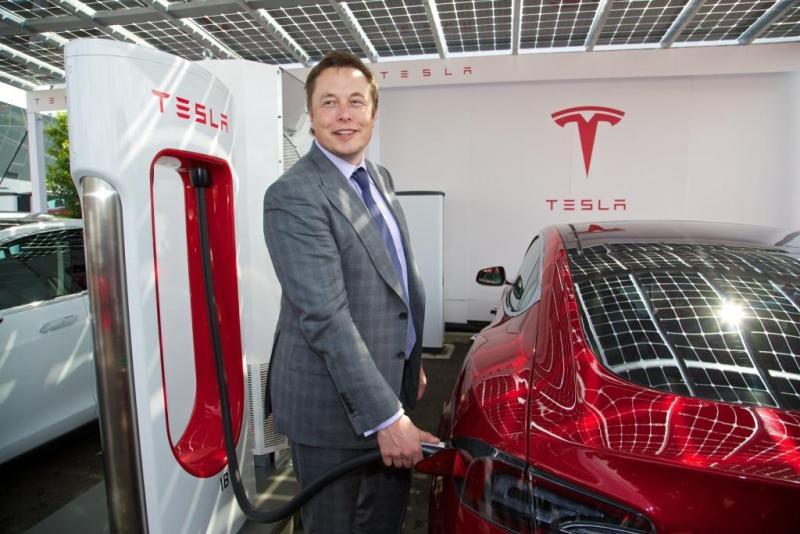 Илон Маск, основатель Tesla