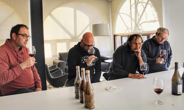 tast vins scala dei