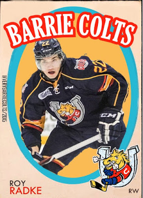 Image result for a very barrie colts blog roy radke