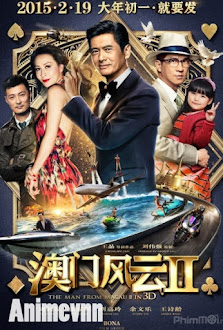Sòng Bạc Ma Cao 2015 - From Vegas To Macau 2 2015 Poster