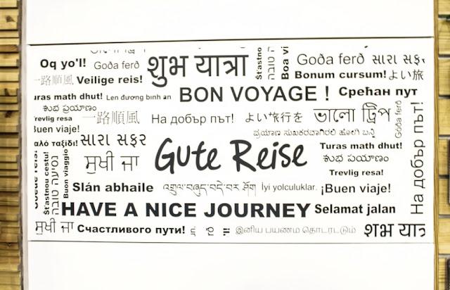 Gute Reise Victorinox Travel Tales
