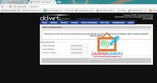 Upgrade Firmware TP-Link TL-WR841ND Menjadi DD-WRT
