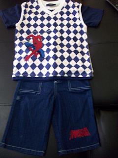 baju bayi laki laki