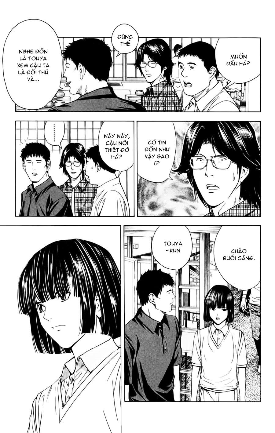 Hikaru No Go hikaru no go chap 141 trang 4