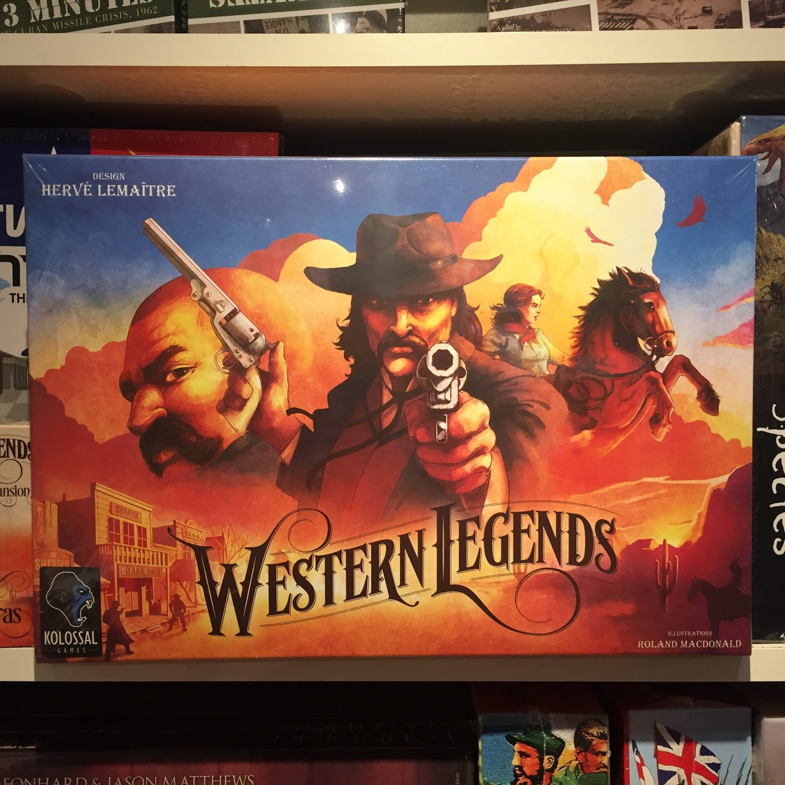 Labyrinth Game Shop: What's New at Labyrinth: 11/2/18