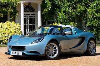 Lotus Elise 250 Special Edition (2016) Front Side