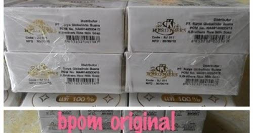 Berbagai Manfaat Sabun Beras Sabun Beras Thailand Vs Sabun Pepaya