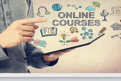 Cara Menghasilkan Uang Dari Internet Dengan Membuat Kursus Online