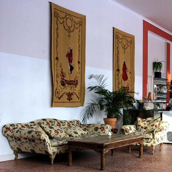 Kawiarnia Wiedeńska Albrechtshalle | Lądek-Zdrój