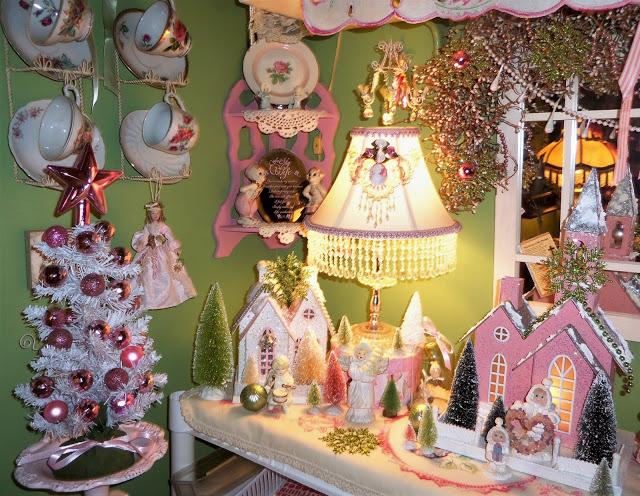 Christmas Home Tour, Craft Room, 2019