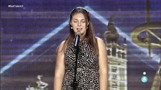 Ariana Moia canto lírico gotalent