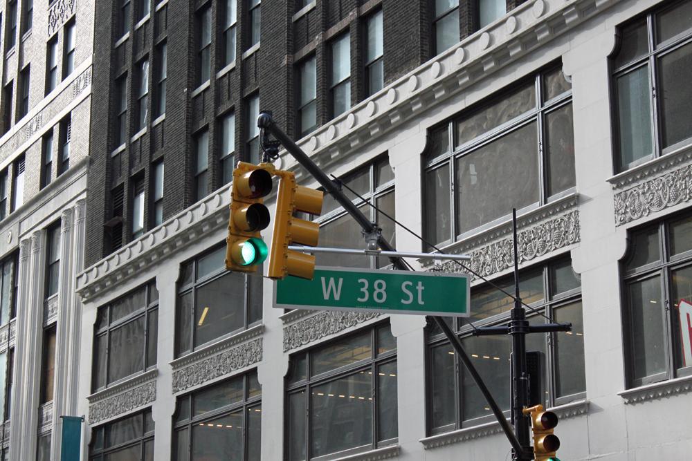 Keskellä yötä ilman hotellia New Yorkissa 1