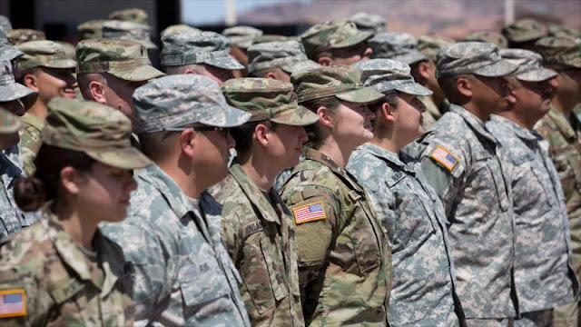 EEUU despliega sus primeras tropas en la frontera con México