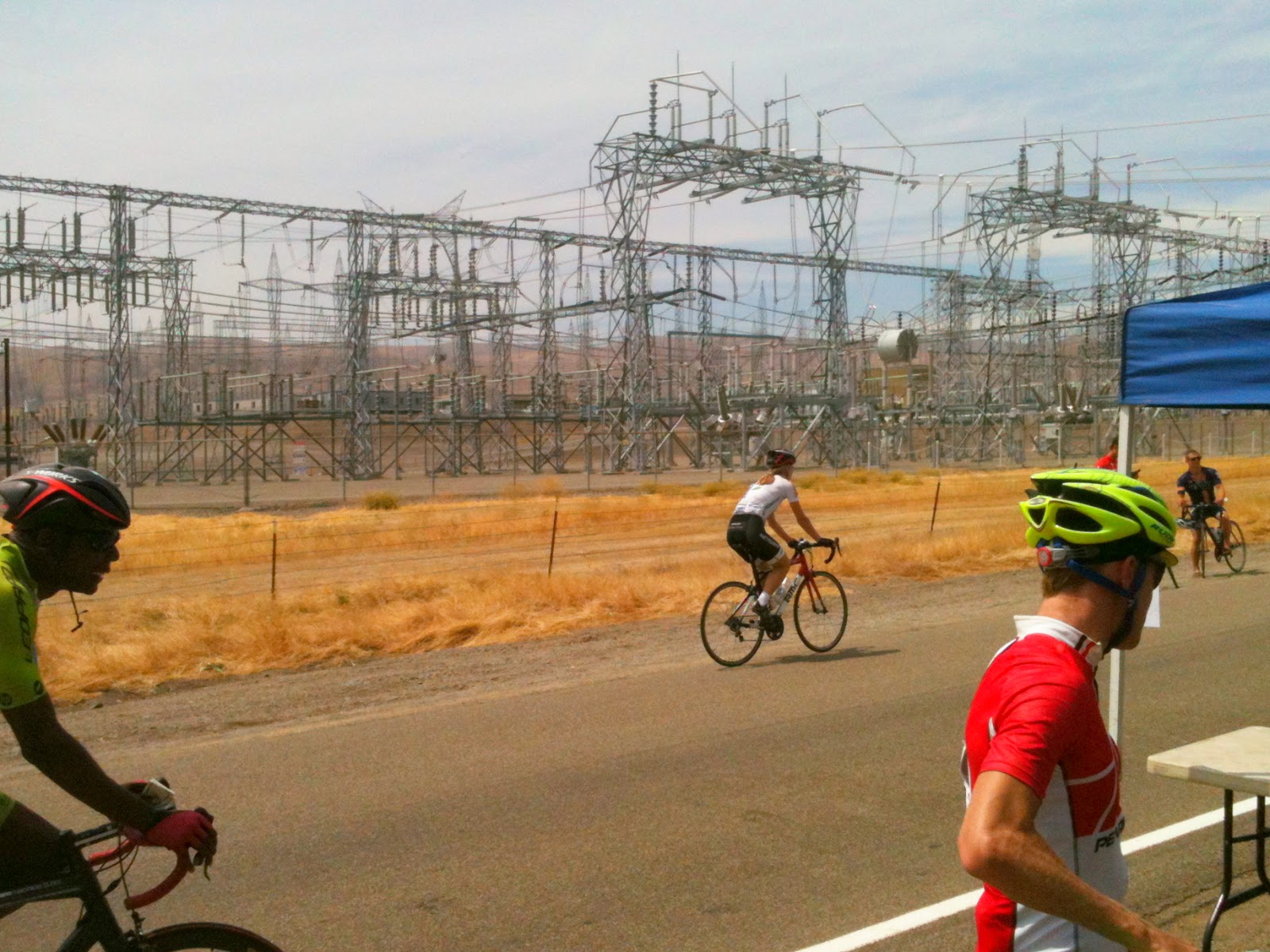 Cycling With Glen: The 30th Annual Patterson Pass Road Race