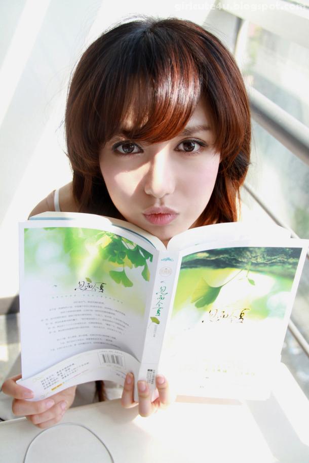 Wang Meng - Small fresh ~ Cute Girl - Asian Girl