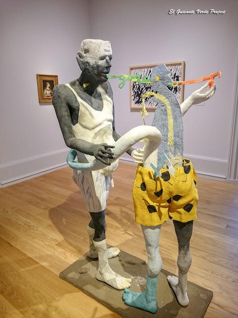 82031, Andrés Nagel - Museo Bilbao por EGVP