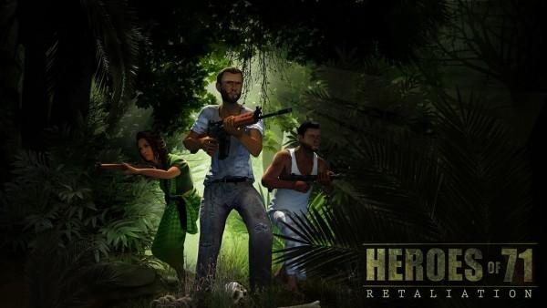 Heroes of 71 : Retaliation v1.2 Mod+Apk Terbaru ~ GETPCGAMESET