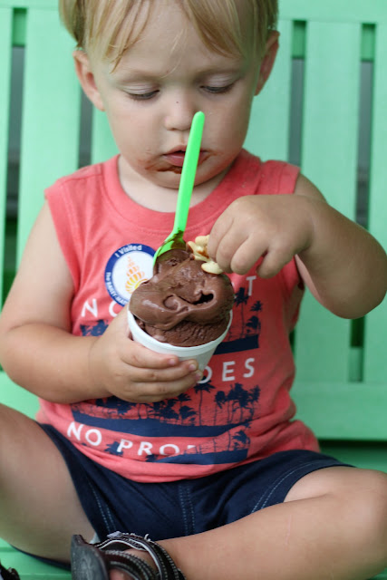 Pinocchio's Ice Cream Sanibel