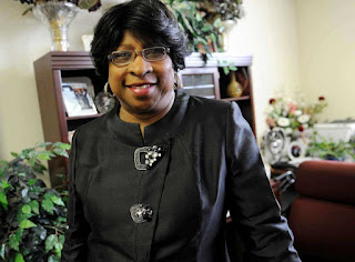First Woman Sworn in as President of Pastors Council