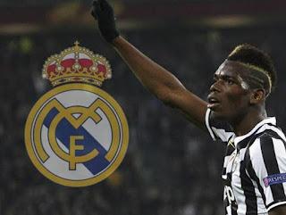 ريال مدريد يبدأ بالخطوة الأولى لضم بول بوجبا