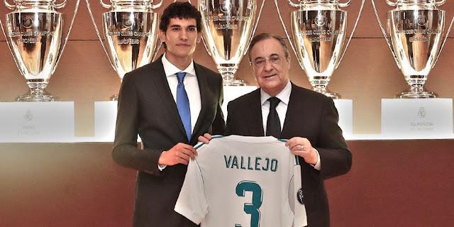 SBOBETASIA - Jesus Vallejo Masuk Proyek Masa Depan Real Madrid