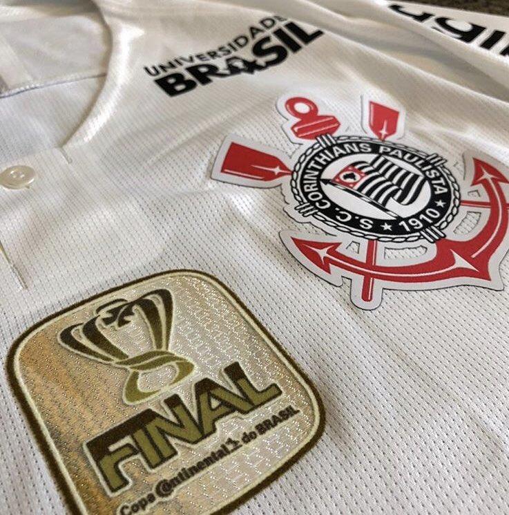 Corinthians patrocinador