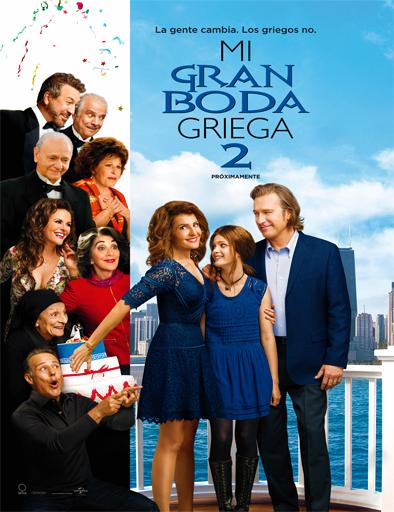 Ver Mi gran boda griega 2 (2016) Online