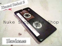 Hasil Jadi Cetak  Hardcase Handphone Xiamo Redmi 2 Custom