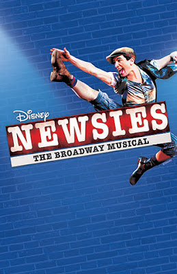 Newsies image courtesy of Paramount Theatre