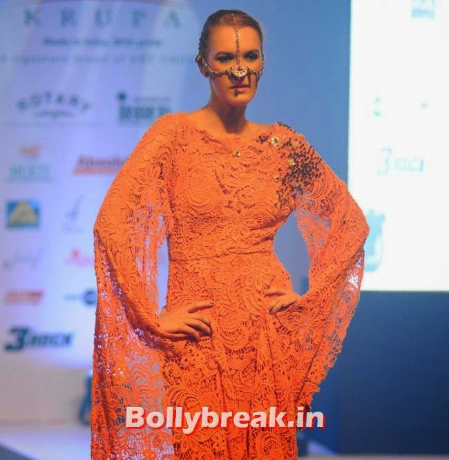 , INIFD Tassel Fashion and Lifestyle Awards 2014