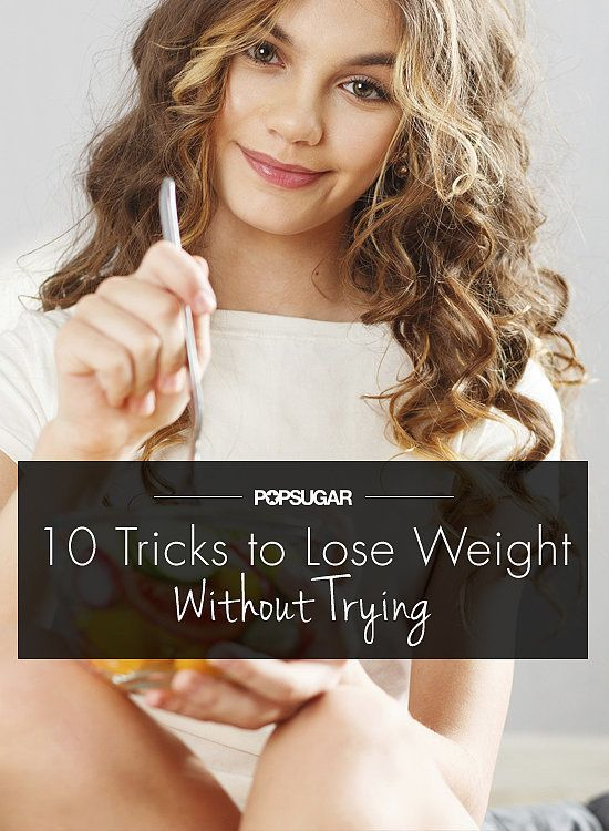 Lazy Girl's Guide to Losing Weight
