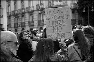 manifestacion,fotografia,valencia