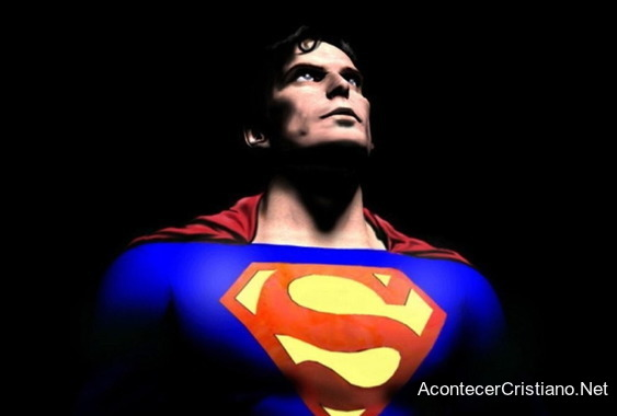 Superman como personaje bíblico