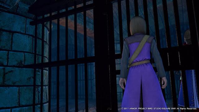 ドラクエ11 地下牢