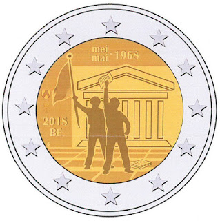 Belgica 2018 2 Euros