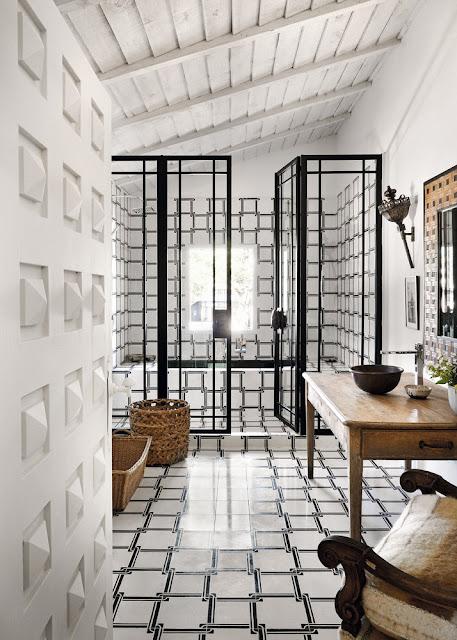 Дизайн-проекты. Старинный горный дом в Испании