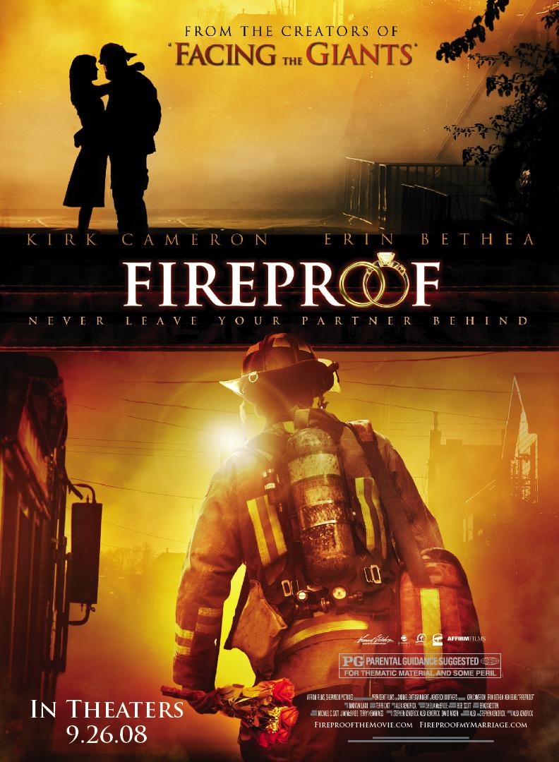 Fireproof แกร่งกว่าไฟ หัวใจวีรบุรุษ [HD][พากย์ไทย]
