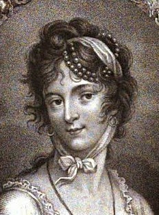 Henrietta, Countess of Bessborough  from La Belle Assemblée (1810)