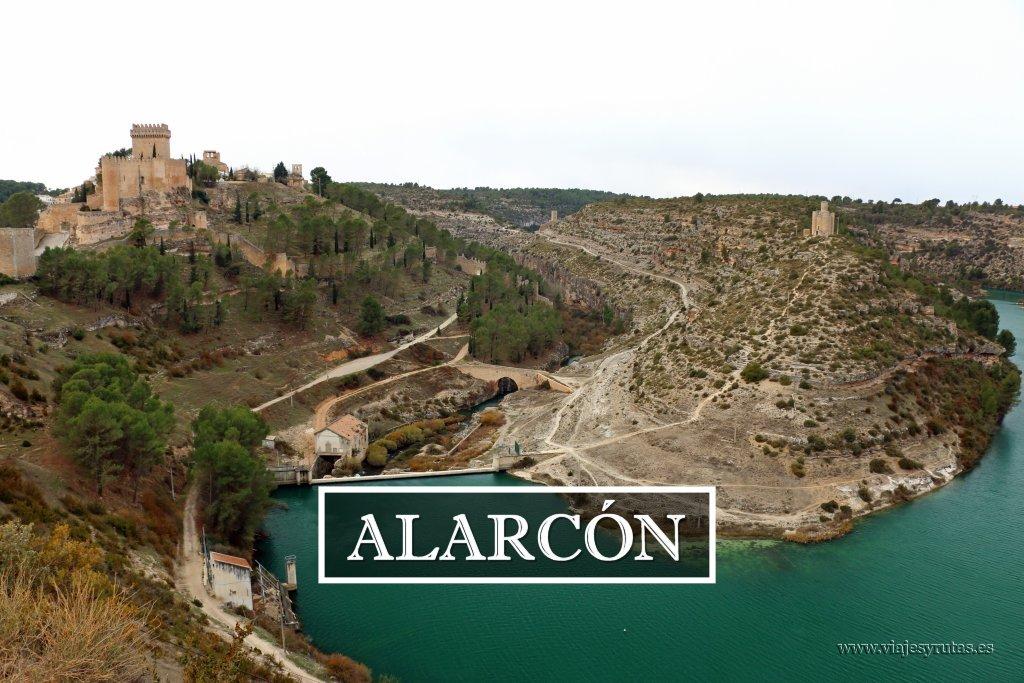 Alarcón, un pueblo de postal en la provincia de Cuenca