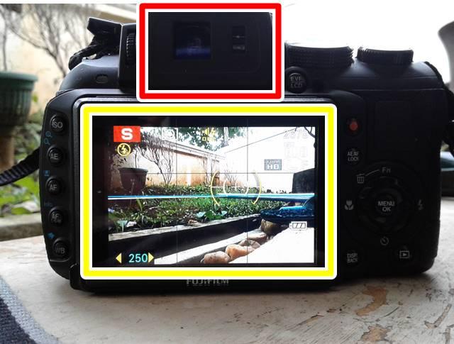 Apa Itu Viewfinder dan LCD Monitor Pada Kamera ?