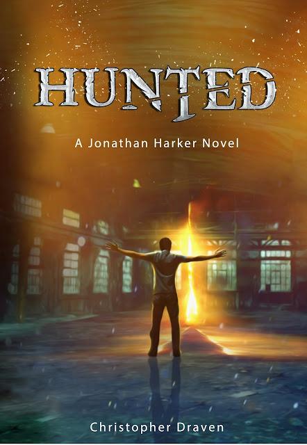 Ogitchida Kwe's Book Blog : Hunted Spotlight Tour!