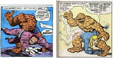 Fantastic Four 38 Defeated by Frightful Four