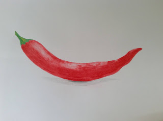 Chili sketch