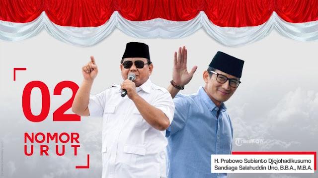 Tim Prabowo Yakin Salip Jokowi Januari, Ini Data Survei Lain