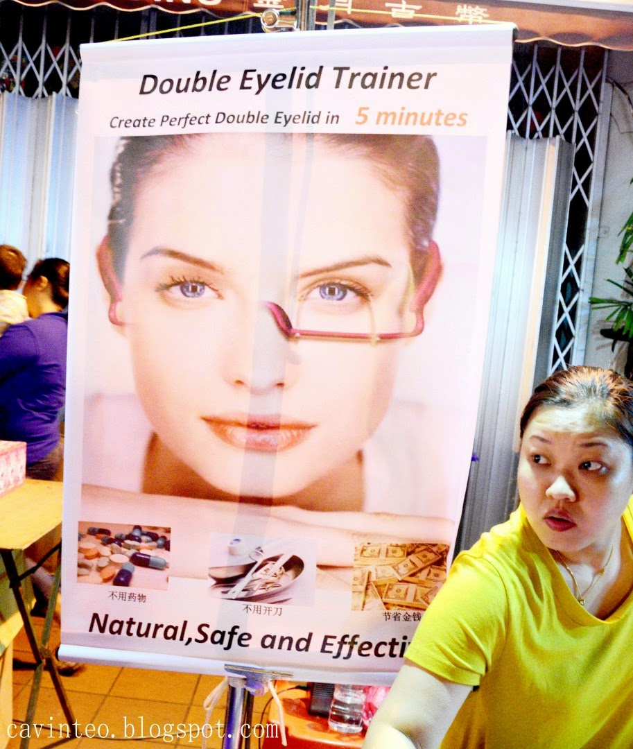 how to create double eyelids naturally